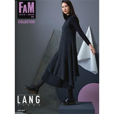 Lang Fatto a Mano  Book #255 Autumn/Winter Collection