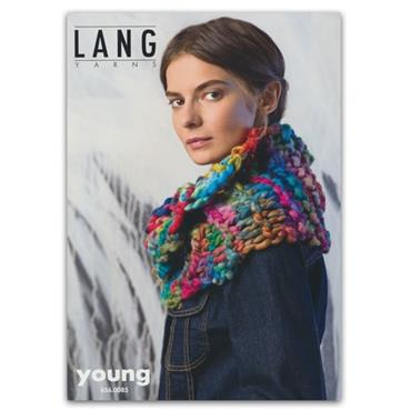 Lang Pattern Book #456.0085 Accessories in Young 7 designs