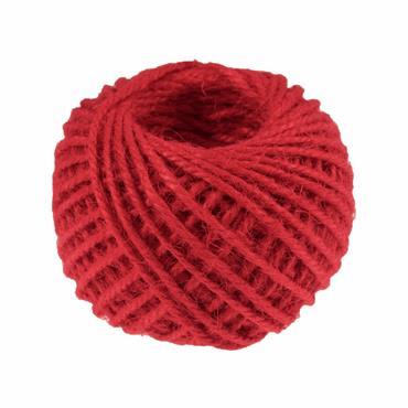 Red Macrame Cord