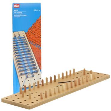 Rectangular Loom - MAXI (48 x 14cm)