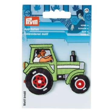 Prym Embroidered Motif - Tractor