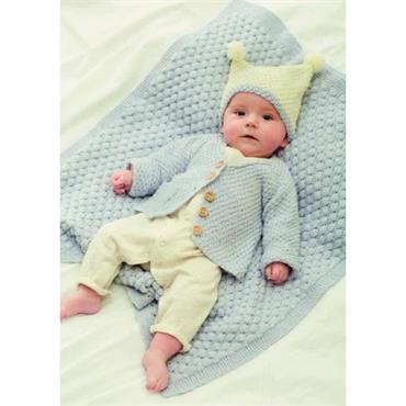 King Cole Newborn Baby Book 2 (is it a boy, is it a girl?)