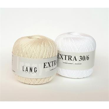 Lang Extra Crochet Cotton Thread No. 5/10/20/30 50gr