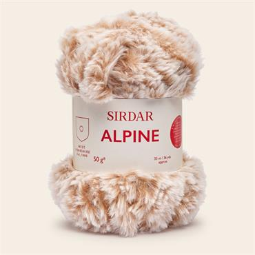 Sirdar Alpine Fur Effect