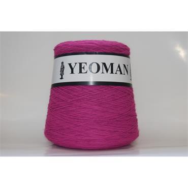 Yeoman Cashmilon Acrylic 4 Ply, 500g Cone