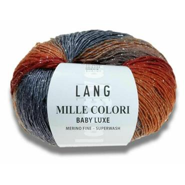 Lang Mille Colori Luxe Superwash 4 Ply