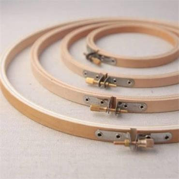 Embroidery Hoops (10cm - 30.5cm)