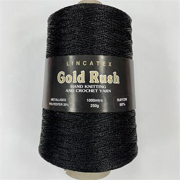 Lincatex Gold Rush Goldfingering Lurex Yarn 250g