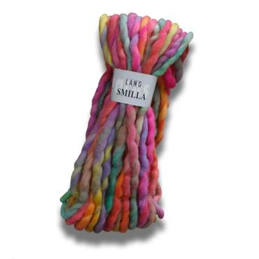 Lang Smilla - Arm Knitting Yarn 100% wool , Roving