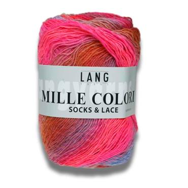 Lang Mille Colori Socks & Lace