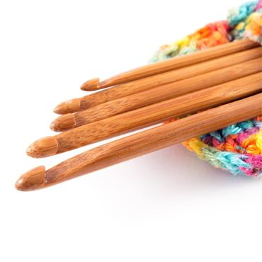 Bamboo Crochet Hook