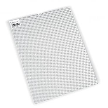 "Plastic Canvas - 7 Count - 10.5"" x 13"" (26cm x 33cm)"