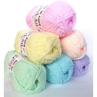 Yarn Pack: King Cole Big Value Baby DK  x 6 balls
