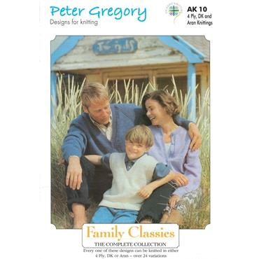 Peter Gregory Family Classics - The Complete Collection (AK10)