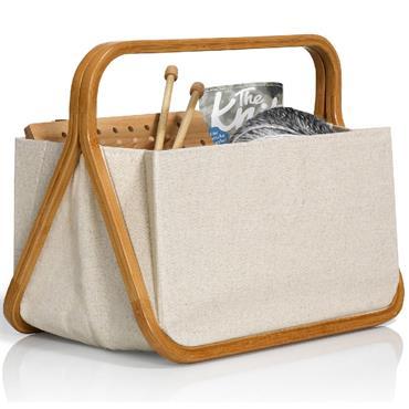 Prym Fold & Store Knitting Bag