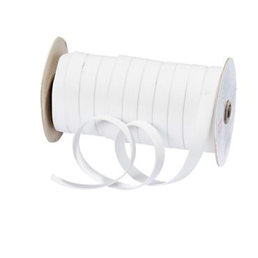 Elastic Tape White 15mm wide (1 metre long)