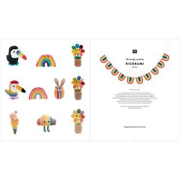 Rico Ricorumi Rainbow Crochet Book