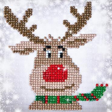 Diamond Dotz Christmas Reindeer Kit