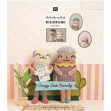 Crazy Cute Family - The Lovely World of Ricorumi