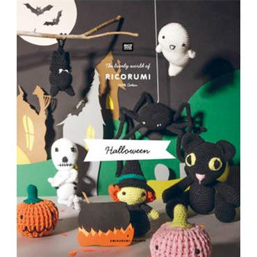 Halloween -The lovely world of Ricorumi  (Rico Book)