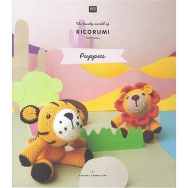 Puppies - The Lovely World of Ricorumi  (Rico Book)