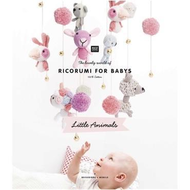 Ricorumi For Babies - Little Animals  (Rico Book)
