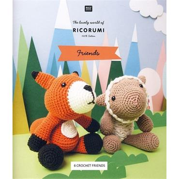 Friends - The Lovely World of Ricorumi  (Rico Book)