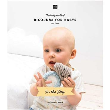 Ricorumi For Babies - In The Sky  (Rico Book)
