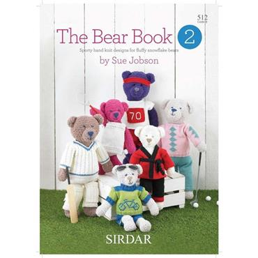 "Sirdar ""The Bear Book 2"" (B) #512"