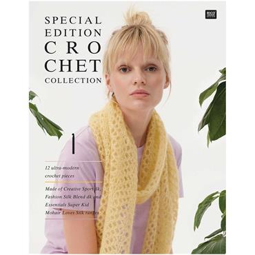 Rico Special Edition Crochet Collection Book