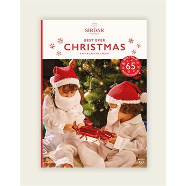 Sirdar Best Ever Christmas Knit & Crochet Book (Book #565)