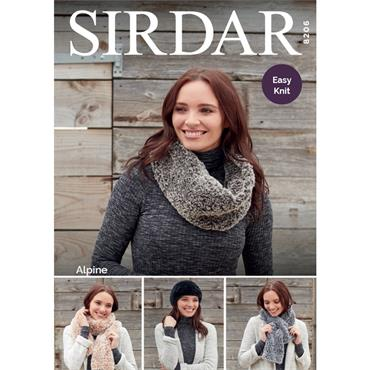 Sirdar #8206 Easy Knit in Alpine