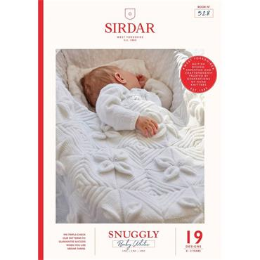 Sirdar Snuggly Baby Whites Pattern Book (C) #528