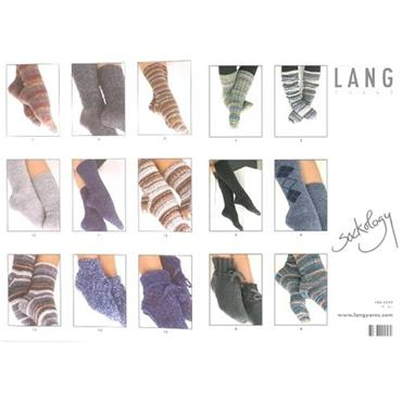 Lang Sockology Booklet #486.0242