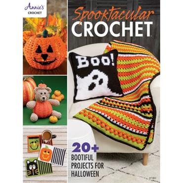 Annies Spooktacular Crochet #871802