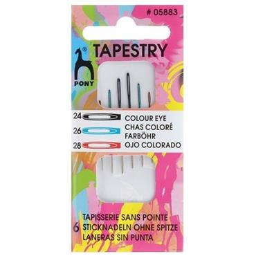 Tapestry Needles (pack of 6) P5883