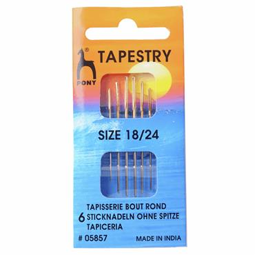 Tapestry Needles (Pack of 6) #05857