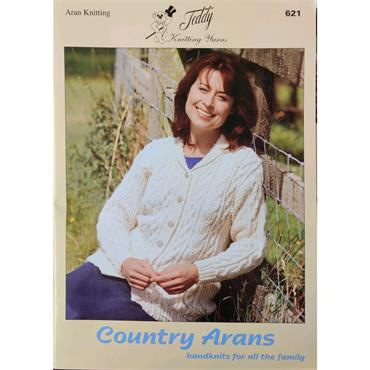 Book #621 Country Arans