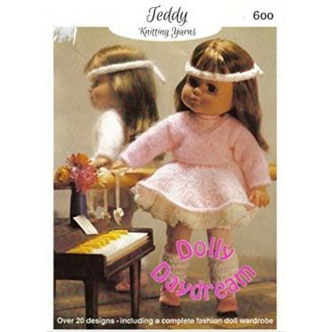 Teddy Dolly Daydream Book #600