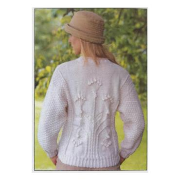 Tivoli Pattern #3547 Tree of Life Aran Jacket