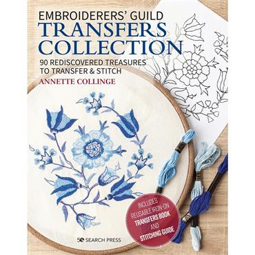 Embroiderers' Guild Transfer Collection  ...   Embroidery Compendium