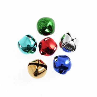 Trimits 12mm Bells Pack of 6 - Assorted Colours