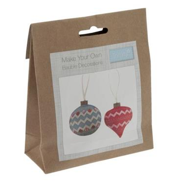 Trimits - Baubles Decoration Kit