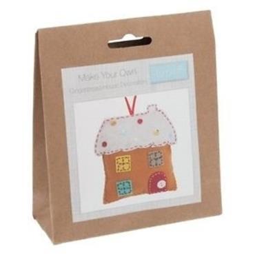 Trimits - Gingerbread House Decoration Kit