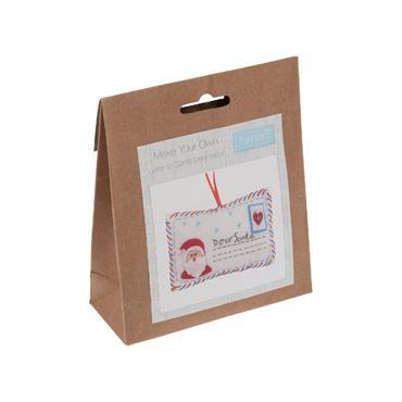 Trimits - Letter to Santa Decoration Kit