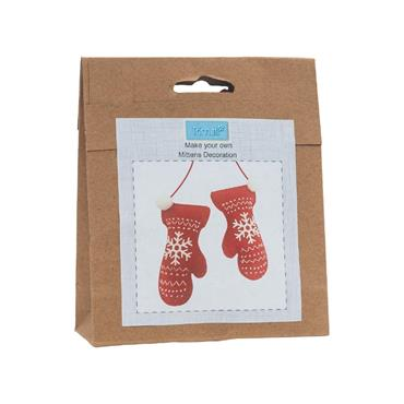 Trimits - Mittens Decoration Kit