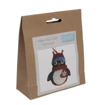 Trimits - Felt Penguin Kit