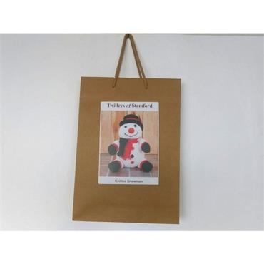 Twilleys Knitted Snowman Kit
