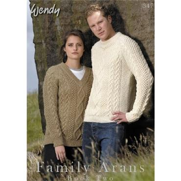 Wendy Book #347 Family Arans Book 2