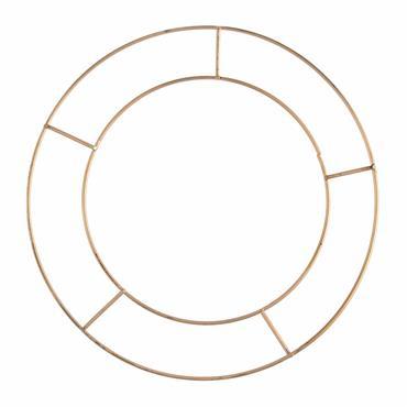 Wire Wreath Base - 30.5cm/12in   ***